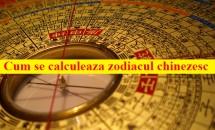 Cum se calculează zodiacul chinezesc?