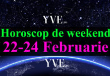 Horoscop de weekend 22-24 Februarie 2019