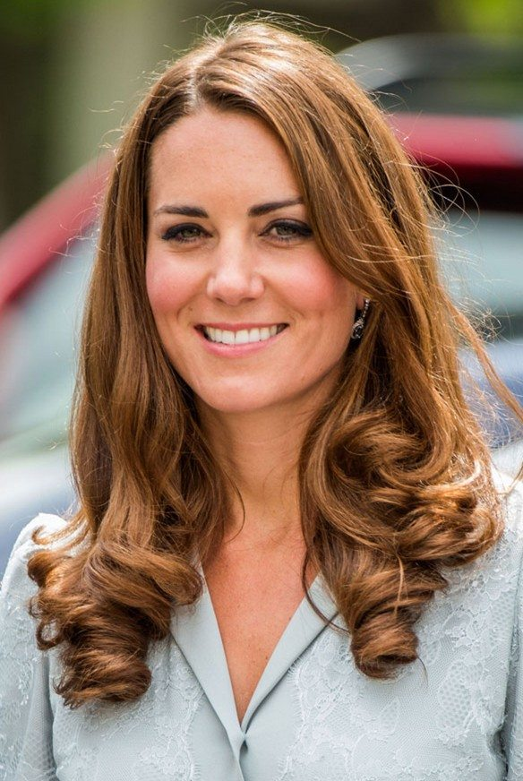 Kate-Middleton-Long-Wavy-Hairstyles