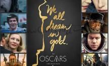 Oscarul în cifre! De ce a fost nevoie pentru decernarea celor mai prestigioase premii din cinematografie?