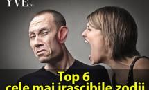 Top 6 cele mai irascibile zodii - Balanță, Scorpion, Berbec...