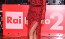 Mădălina Ghenea, apariţie de senzaţie pe covorul roşu de la Sanremo!