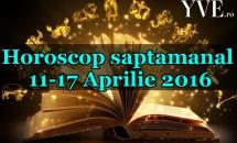 Horoscop saptamanal 11-17 Aprilie 2016