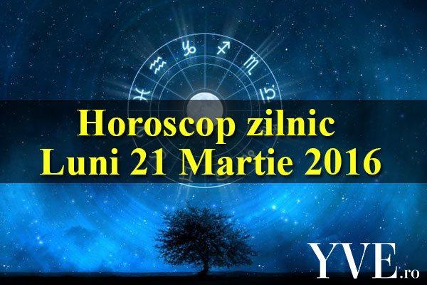 Horoscop zilnic Luni