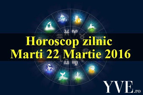 Horoscop zilnic Marti