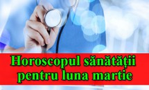 Horoscopul sănătății pentru luna martie