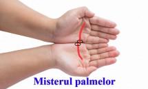 Misterul palmelor. Iată ce spun cele două linii ale palmei tale atunci când se aliniază!