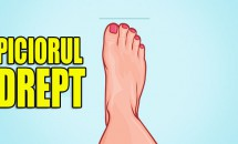 Personalitatea ta este la picioarele tale! Iată ce spune forma picioarelor despre tine