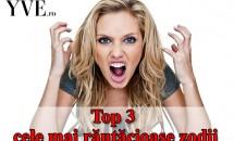 Top 3 cele mai răutăcioase zodii - Fecioarele sunt primele in top
