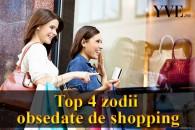 Top 4 zodii obsedate de shopping