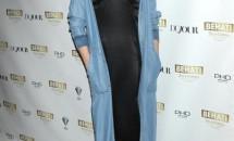 Soţia lui Adam Levine, Behati Prinsloo, prima apariţie publică după ce s-a aflat că este însărcinată!