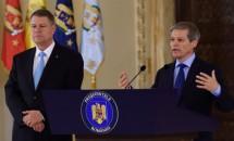 Iohannis şi Cioloş, mesaj emoţionant pentru regele Mihai