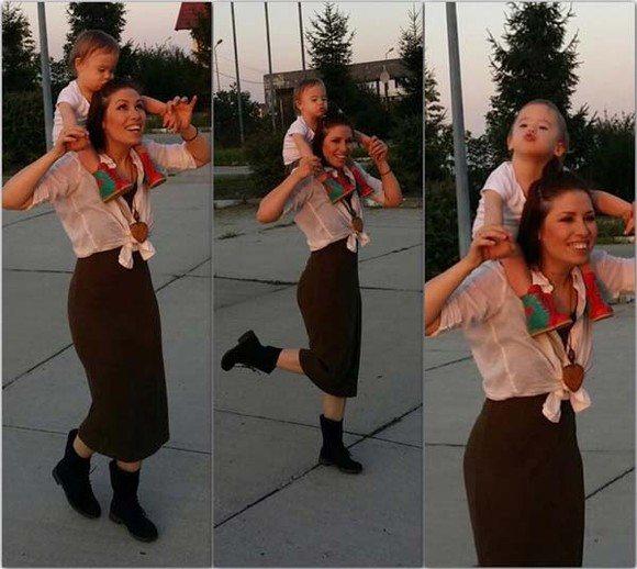 cristina-balan-si-copiii-ei