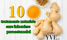 10 tratamente naturiste care înlocuiesc paracetamolul
