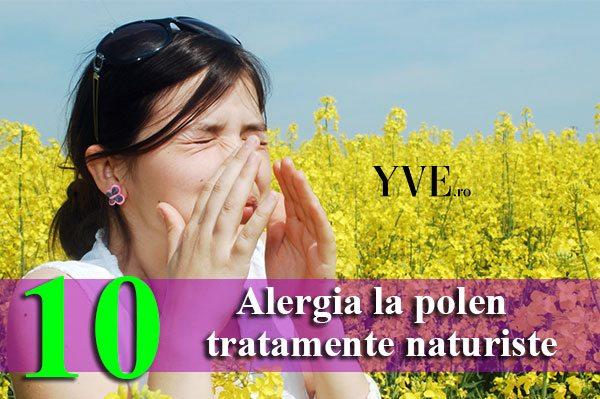 Alergia-la-polen