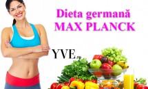 Dieta germană MAX PLANCK – singura dietă care te ajută să slăbești