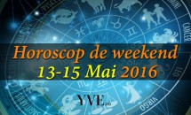 Horoscop de weekend 13-15 Mai 2016