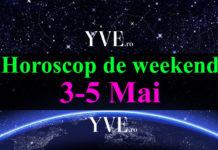 Horoscop de weekend 3-5 Mai 2019