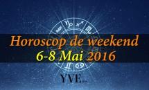 Horoscop de weekend 6-8 Mai 2016