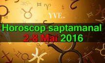 Horoscop saptamanal 2-8 Mai 2016