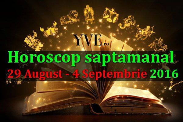 Horoscop saptamanal 29 August – 4 Septembrie 2016 – Racii au parte de succes în plan profesional