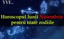 Horoscopul lunii Noiembrie pentru toate zodiile