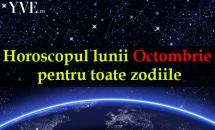 Horoscopul lunii Octombrie pentru toate zodiile