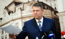 Klaus Iohannis, mesaj pentru familiile militarilor omorâţi pe front