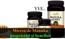 Mierea de Manuka – proprietăţi şi beneficii