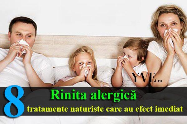 Rinita alergică