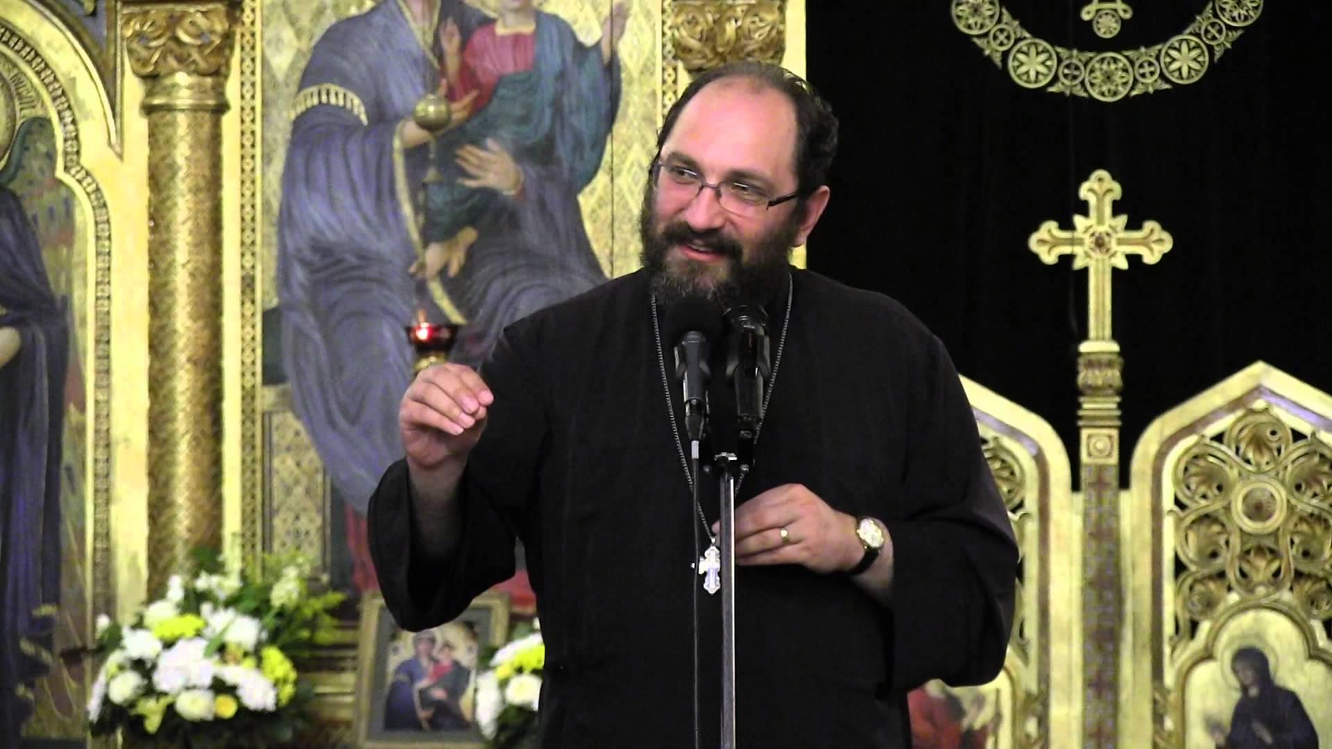 """Părintele Constantin Necula, interviu: """"E clar că nimic nu bate preoţia. Mi-am dorit să fiu ofiţer. Am ajuns ofiţer într-o altfel de armată""""."""