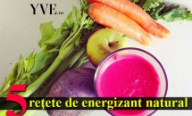 5 reţete de energizante naturale
