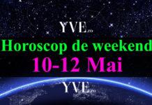 Horoscop de weekend 10-12 Mai 2019