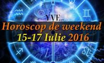 Horoscop de weekend 15-17 Iulie 2016