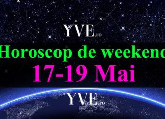 Horoscop de weekend 17-19 Mai 2019