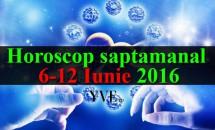 Horoscop saptamanal 6-12 Iunie 2016