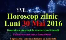Horoscop zilnic Luni 30 Mai 2016 - Gemenii au șanse noi de avansare profesională, Fecioarele sunt într-o formă bună
