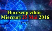 Horoscop zilnic Miercuri 25 Mai 2016 - Leii vor întâlni oportunități promițătoare, iar Săgetătorii vor porni pe un nou drum