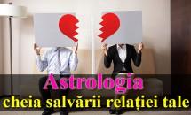 Astrologia - cheia salvării relației tale
