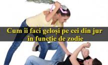 HOROSCOP: Cum îi faci geloși pe cei din jur în funcție de zodie