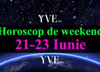 Horoscop de weekend 21-23 Iunie 2019