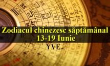 Zodiacul chinezesc săptămânal 13-19 Iunie