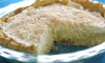 Plăcintă cu nucă de cocos