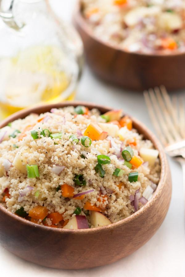 Salată de cușcuș