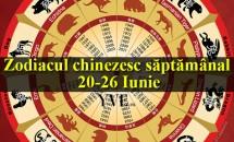 Zodiacul chinezesc săptămânal 20-26 Iunie