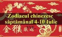 Zodiacul chinezesc săptămânal 4-10 Iulie