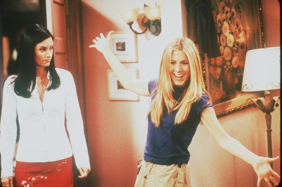 """11 lucruri pe care nu le-ati stiut despre """"Friends"""", chiar daca sunteti un fan inrait"""