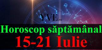 Horoscop saptamanal 15-21 Iulie 2019