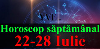 Horoscop saptamanal 22-28 Iulie 2019