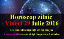 Horoscop zilnic Vineri 29 Iulie 2016 – Relația de cuplu a Gemenilor se îndreaptă în direcția potrivită